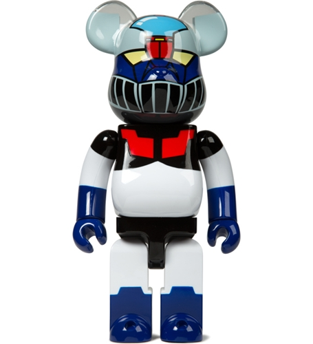 Medicom Toy Mazinger Z 400 Be Rbrick Hypebeast Store. Shop Online For Men's Fashion Streetwear Sneakers Accessories