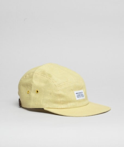 Norse Store Premium Casual and Sportswear Online Norse Projects Piglet Linen 5 Panel Cap