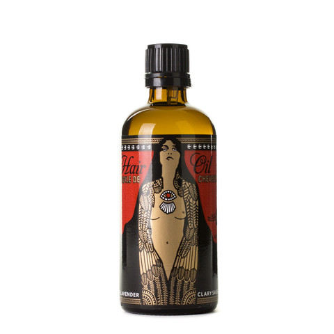 Lulu Organics Hair Oil Old Faithful Shop