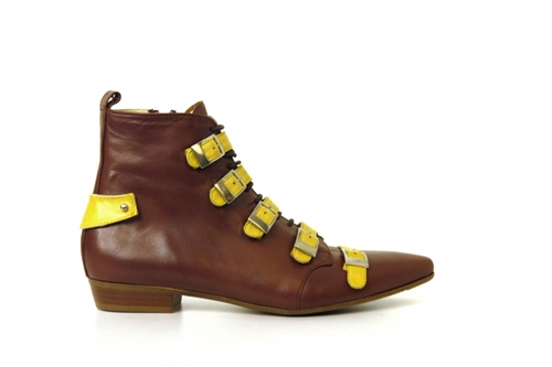 YVAN BOOT WOMENS NOT JUST A LABEL THE SHOP