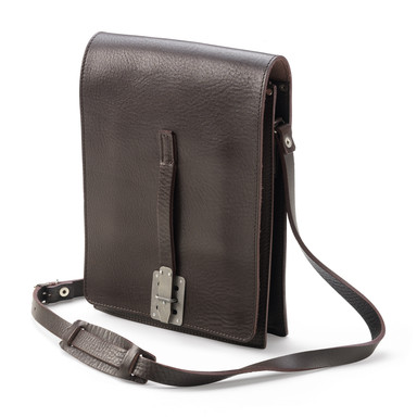Slim Leather Card Bag Manufactum