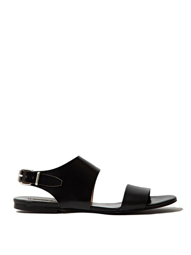 Acne Studios Women's Adriana Leather Sandals Ln Cc