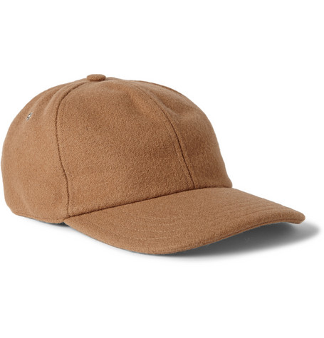 Ami Wool Baseball Cap Mr Porter