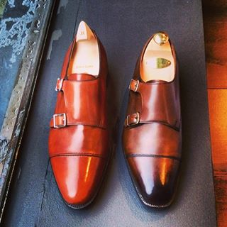 Double Trouble John Lobb William Ii And Edward Green Westminster. Two Great Double Monks. It Doesn't Get Better Than This.
