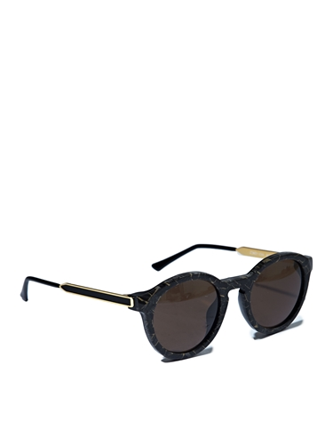 Thierry Lasry Mens Rounded Zomby Sunglasses Ln Cc