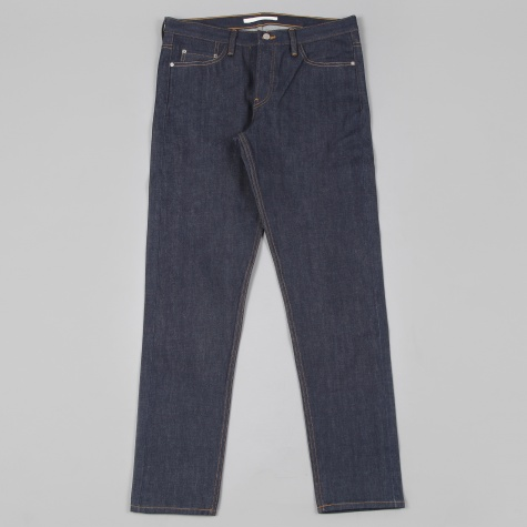 Norse Projects Tapered Selvedge Denim Raw Indigo