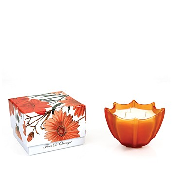 D.L. Co. 10 Oz. Scallop Candle Bloomingdale's
