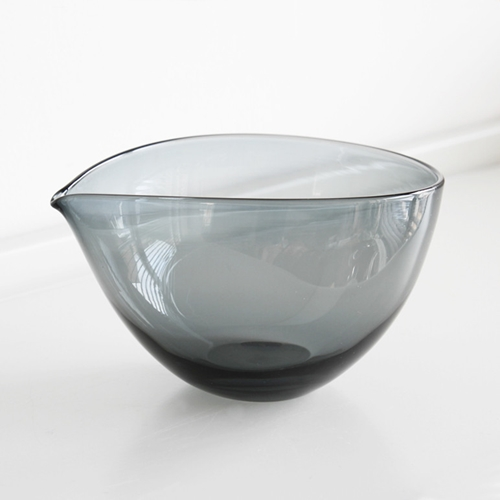Katakuchi Bowl In Black Oen Shop