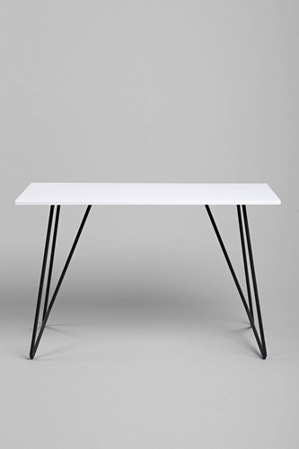 Metal Tubing Desk Urban Outfitters