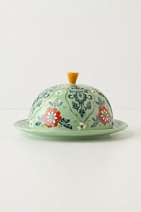 Wallpaper Butter Dish Anthropologie eu