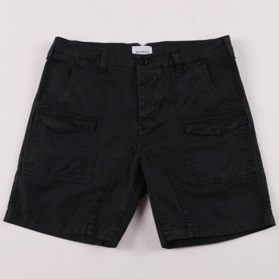 Norse Projects Vadla Scout Shorts Dark Navy