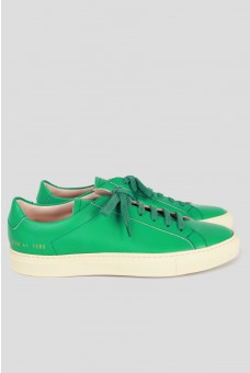 Common Projects Original Vintage Low Green