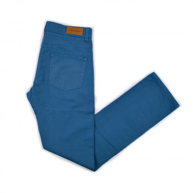 Sixpack France Broadway Pant Blue W13