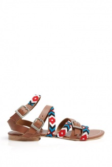 Fieni Beaded Sandal By Ba Sh