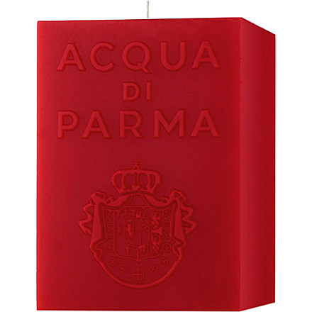 Acqua Di Parma Spicy Cube Candle Selfridges.Com