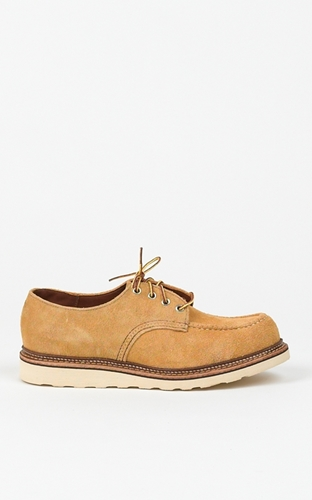 Cultizm com Red Wing Boots 8105 D Work Oxford Maize Red Wing Boots 8105D Work Oxford Maize 08105D