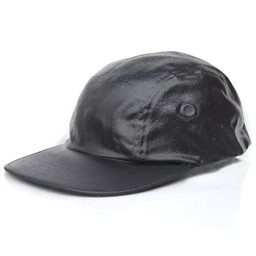 Replicant Cap Rubberized Double Black Blackbird