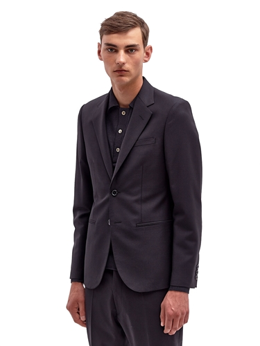 Raf Simons Men's Classic Two Button Tailored Jacket Ln Cc