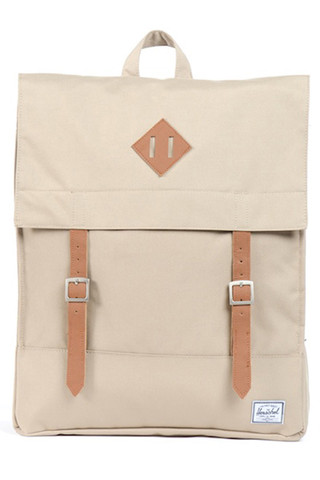 GOOD AS GOLD HERSCHEL SUPPLY CO survey backpack taupe