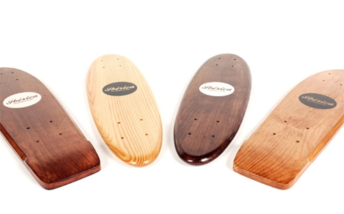 Handcrafted Skateboards By Iberica