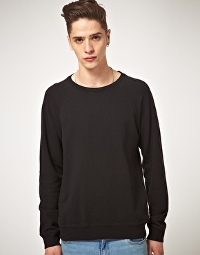 Cheap Monday Cheap Monday Noel Crew Sweat at ASOS