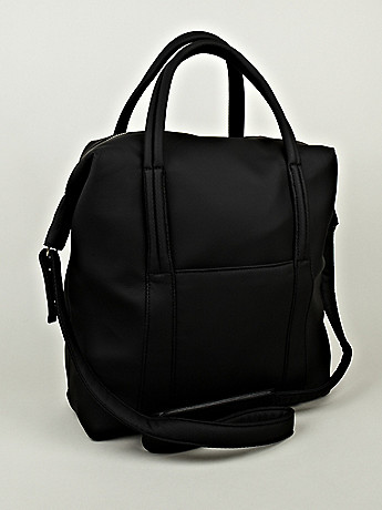 Maison Martin Margiela 11 Men s Tote Bag in black at oki ni