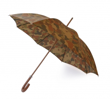 DPCU Camouflage Umbrella Made in London England