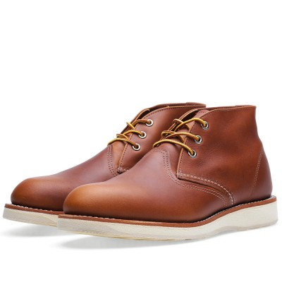 Red Wing 3140 Heritage Work Chukka Oro Iginal