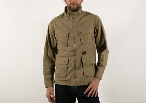 wtaps jackets ghillie jacket cotton