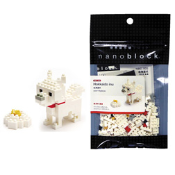 NANOBLOCK Hokkaido Dog CONTEMPORARY FURNITURE LIGHTING MODERN CLASSICS ORIGINAL DESIGN HOME ACCESSORIES AND GIFTS VITRA KARTELL KNOLL HAY CARL HANSEN FRITZ HANSEN FLOS FOSCARINI AND MORE website