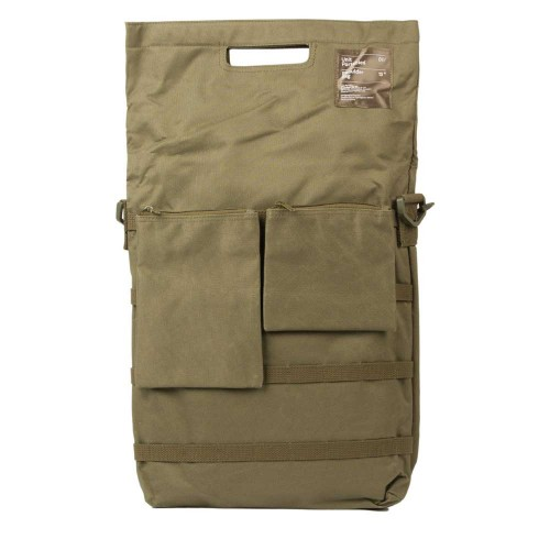 Unit Portables Unit 01 Shoulderbag Green Undscvrd