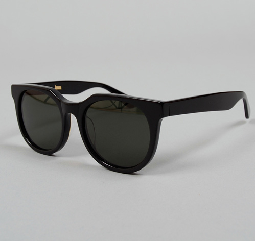 PAUL SENIOR SUNGLASSES BLACK HICKOREE S HARD GOODS