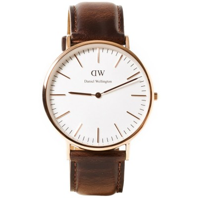 Daniel Wellington Classic St. Andrews Watch Rose Gold