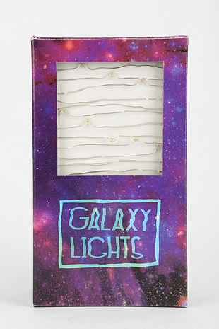 Galaxy String Lights Urban Outfitters