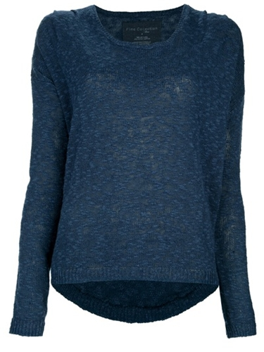 Fine Collection Knit Sweater Societe Anonyme farfetch com