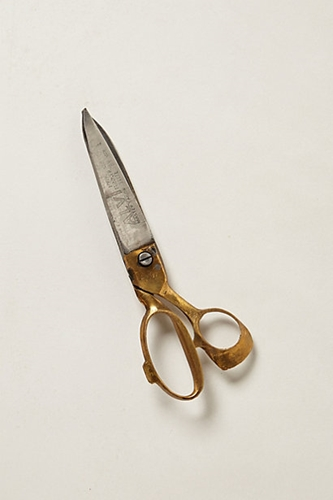 Iron Utility Scissors Anthropologie.Eu