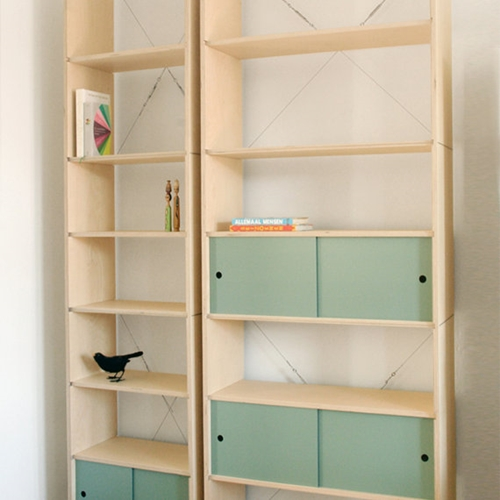Shelf System Cable High Case By Sandranielen On Etsy
