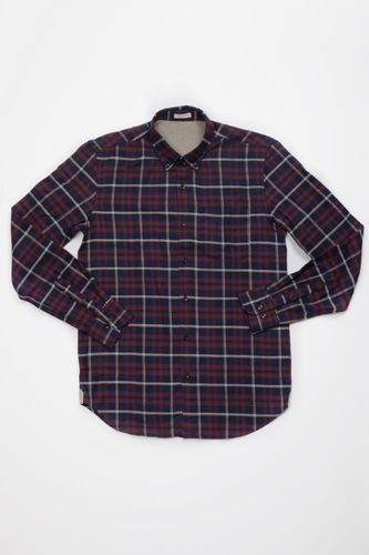 Homecore Tokyo Check Shirt Centre Commercial