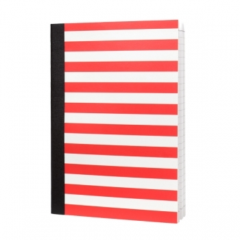 Tasaraita Notepad A5 Stationery Decoration Finnish Design Shop