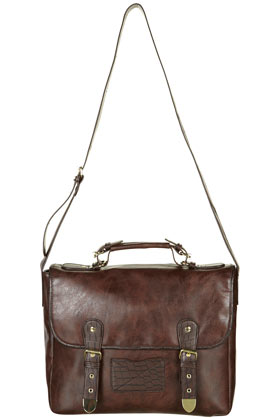Snake Trim Satchel Bag New In This Week New In Topshop