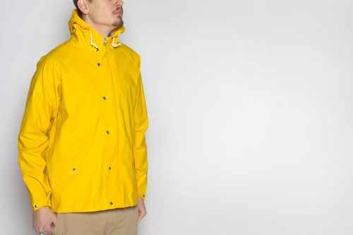 Norse Projects Elka Classic Jacket Yellow