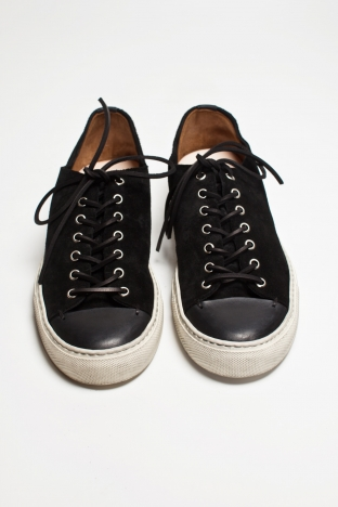 Buttero Tanino Low Suede Black TRES BIEN