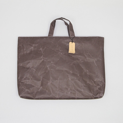 Cushioned Case Bag in Dark Brown OEN Shop