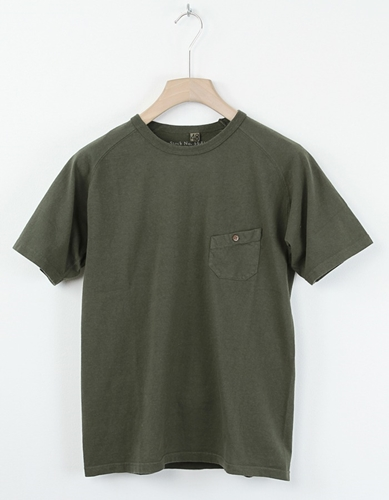 Nigel Cabourn Basic Pocket Tee Nitty Gritty Store