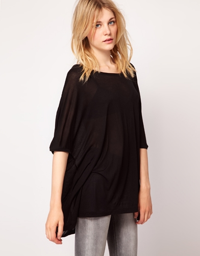 Just Female Just Female Gazo T shirt oversize su ASOS