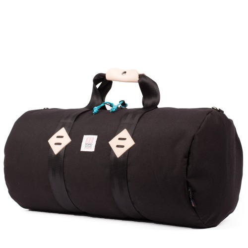 Topo Designs Duffel Bag Black Undscvrd