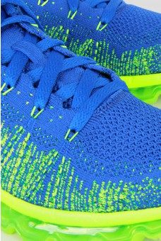 Nike Sportswear Flyknit Max Game Royal Black Volt