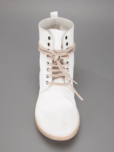 Marsell Lace Up Ankle Boot Bernardelli Farfetch.Com