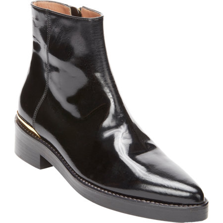 Marni Side Zip Ankle Boots At Barneys.Com