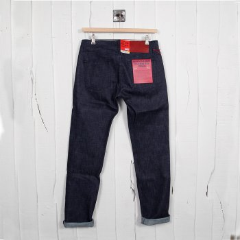 Naked Famous Denim Jeans WeirdGuy Raspberry Scented Buy Mens Designer Jeans at Denim Geek